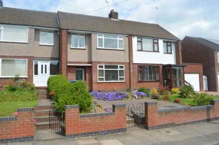 3 Bedroom Terrace, Torbay Road, Allesley Park, Coventry, CV5