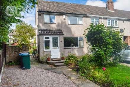 3 Bedroom End Terrace, Winslow Close, Allesley Park, Coventry, CV5