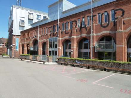 1 Bedroom Apartment, Generator Hall, Electric Wharf, Coventry, CV1