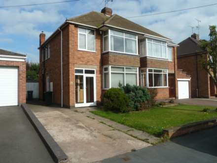 3 Bedroom Semi-Detached, Frobisher Road, Stivichall, Coventry, CV3 6LZ