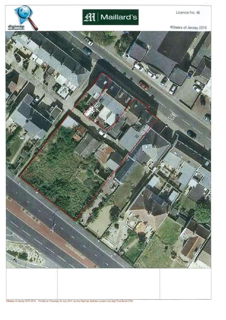 Property For Sale La Route De St. Aubin, St Helier