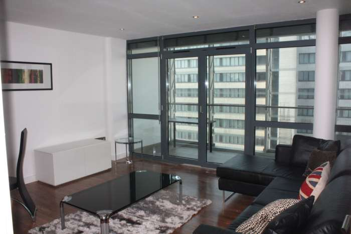 1 Bedroom Apartment, 1 Deansgate, Manchester