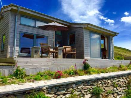 1 Bedroom Chalet, Treninnow Cliff, Whitsand Bay, Cornwall