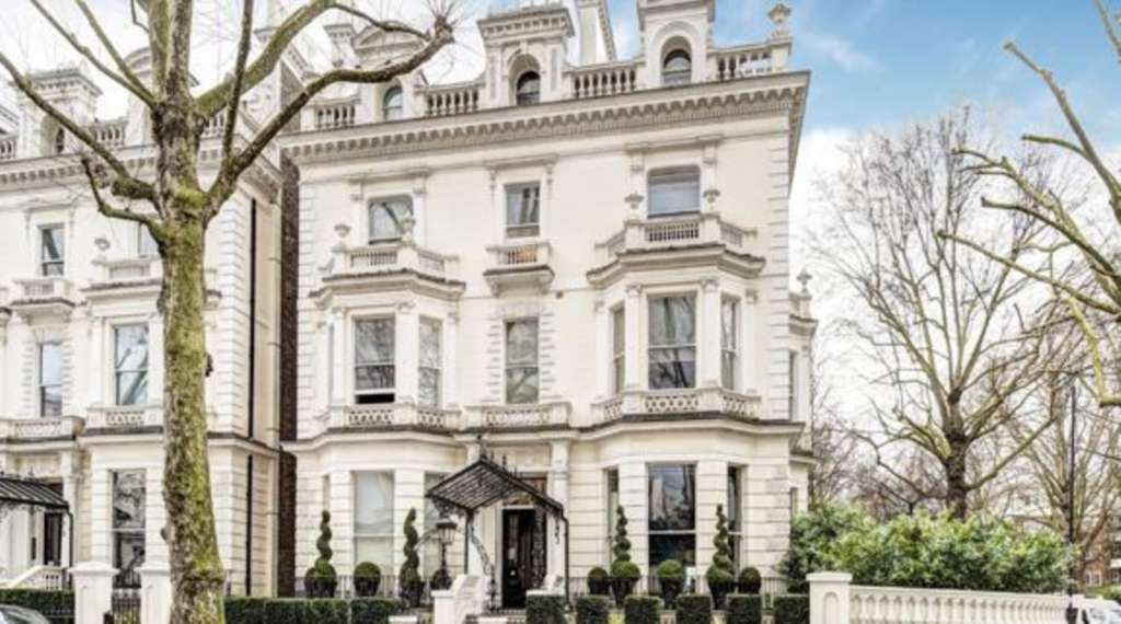 London Property House Prices Double In Holland Park As Appetite For Homes Starts To Bite