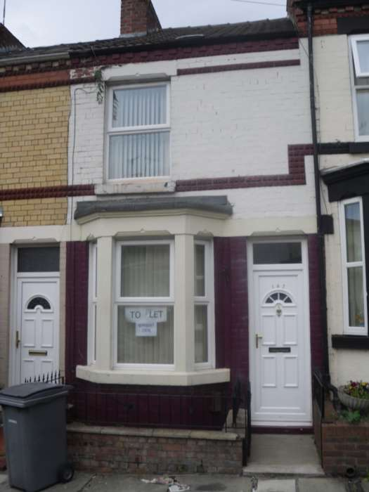 2 Bedroom Terrace, Harrowby Road, Birkenhead
