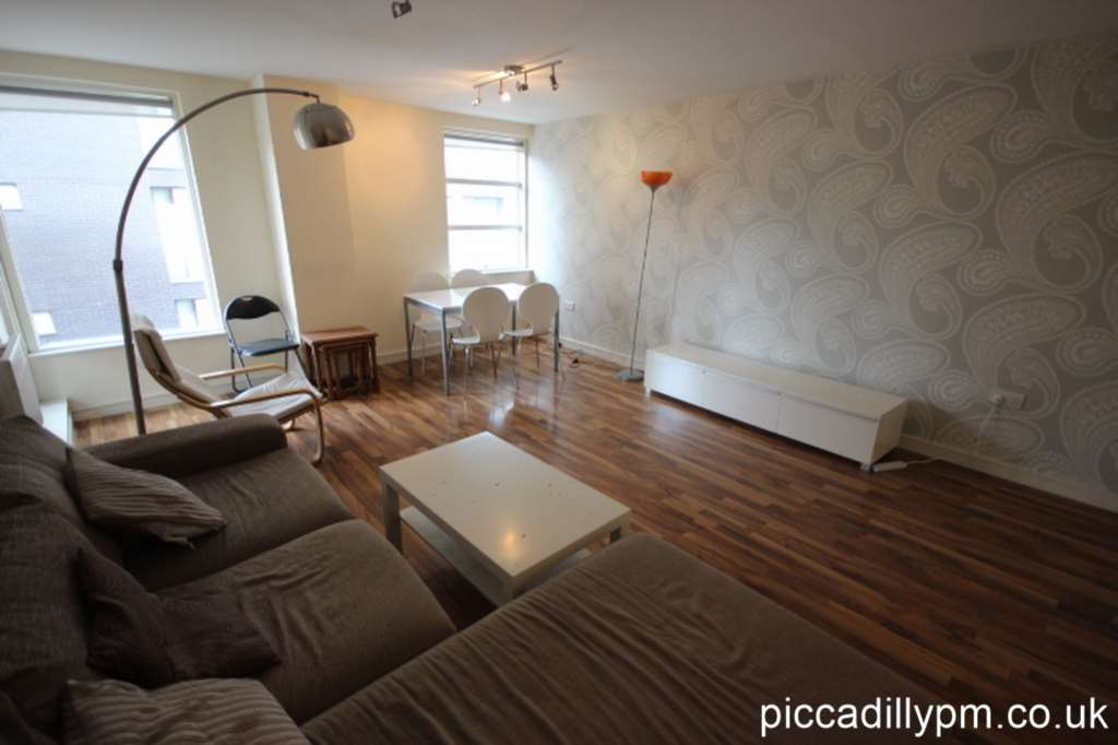Piccadilly Property Management Ltd - 2 Bedroom Apartment, The Quadrangle, Chester Street, City Centre M1 5QF