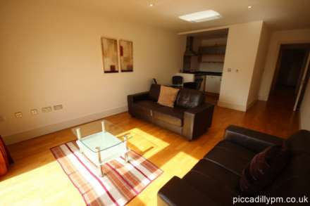 2 Bedroom Apartment, Lock Building, Whitworth Street West, Manchester M1 5BE