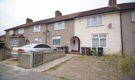 3 Bedroom Terrace, Bainbridge Road, Dagenham