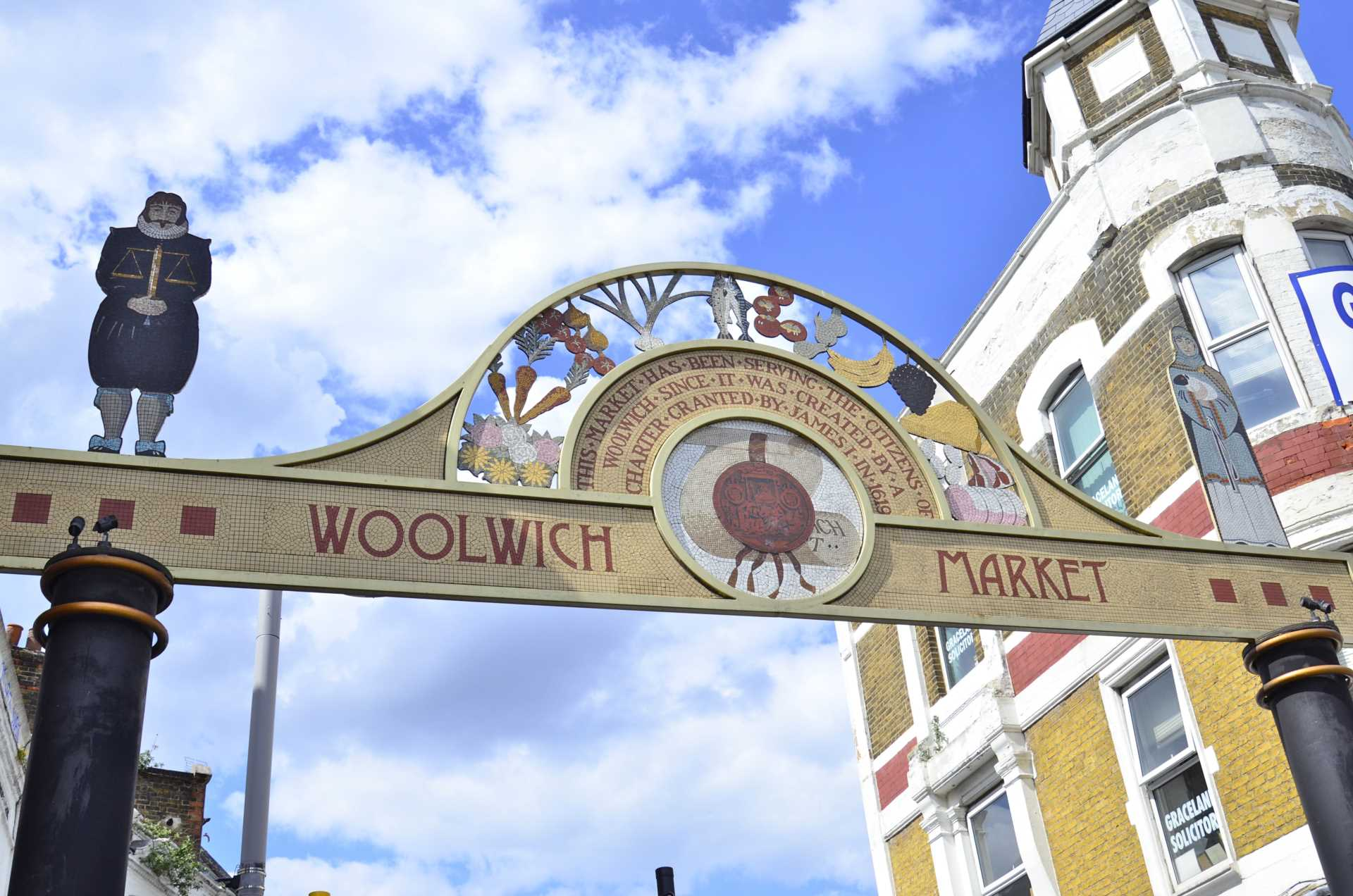 Woolwich in Top 20 Places to Invest in London