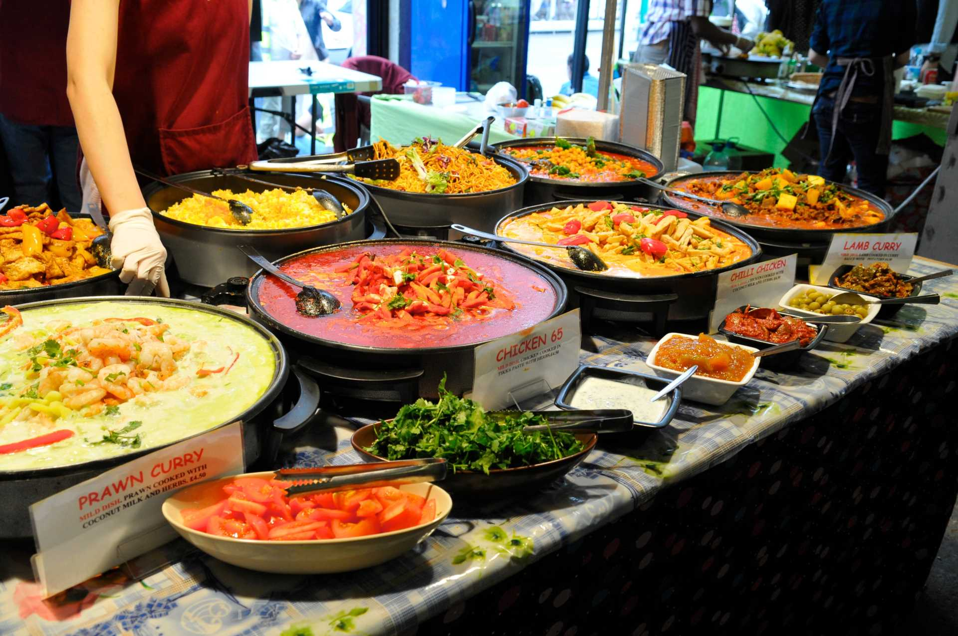Street Feast Comes to Woolwich