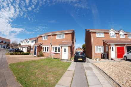 2 Bedroom Semi-Detached, Perryfield Gardens, Bournemouth