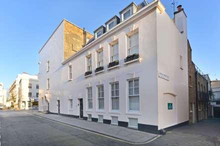 2 Bedroom House, Gerald Road, Belgravia SW1