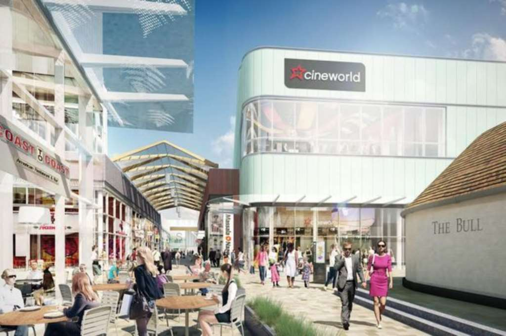 Bracknell's Regeneration: Sears Property Update