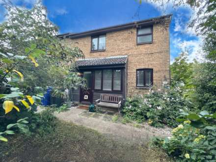 1 Bedroom Cluster House, Bedford Close, Banbury