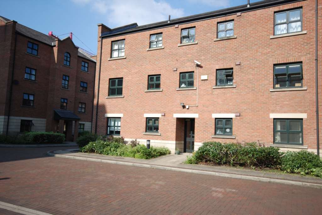 1 Bedroom Apartment, Medlock House