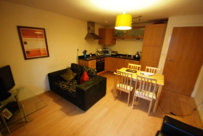 Shepherd Gilmour Properties - 1 Bedroom Apartment, Parkers Apartments, Northern Quarter
