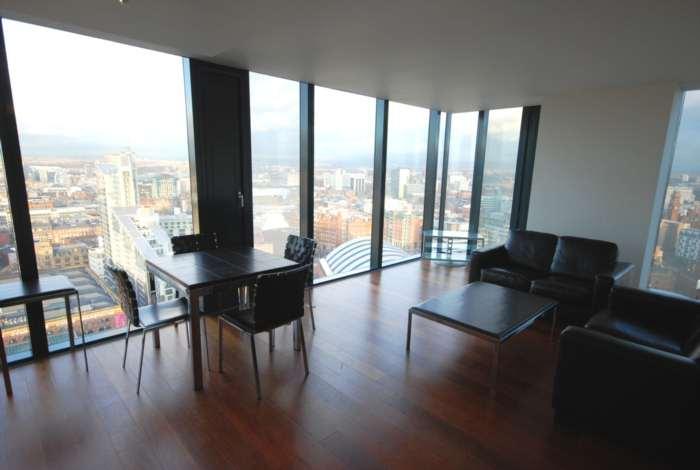 Shepherd Gilmour Properties - 2 Bedroom Apartment, Beetham Tower