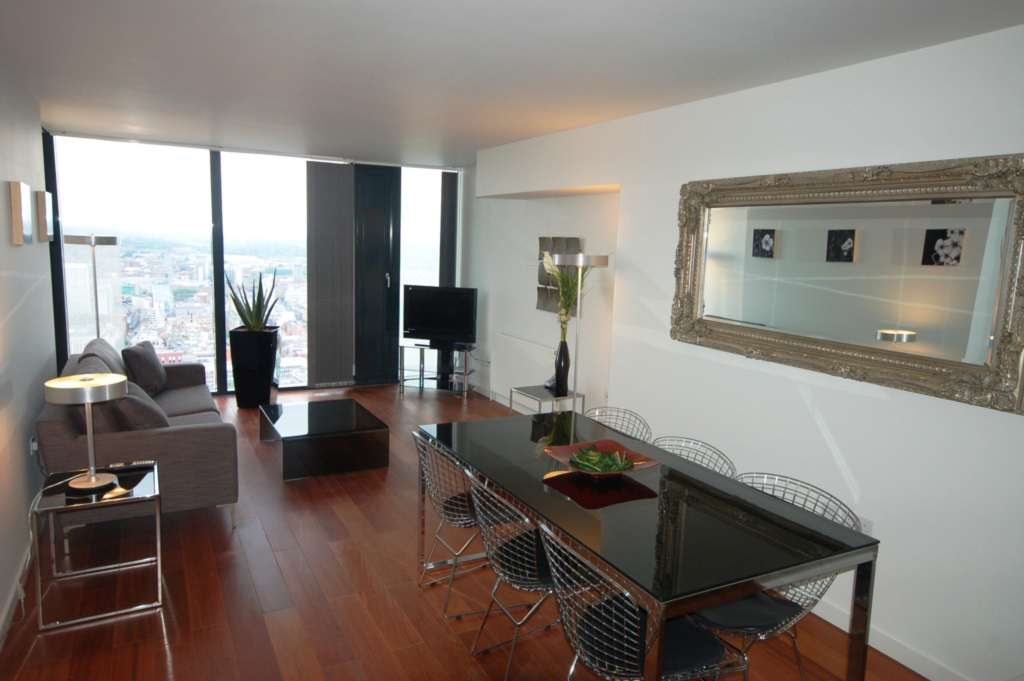 Shepherd Gilmour Properties - 2 Bedroom Apartment, Beetham Tower, Deansgate, Manchester