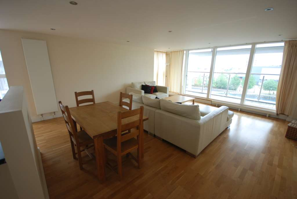 Shepherd Gilmour Properties - 2 Bedroom Apartment, NV Building, Salford Quays