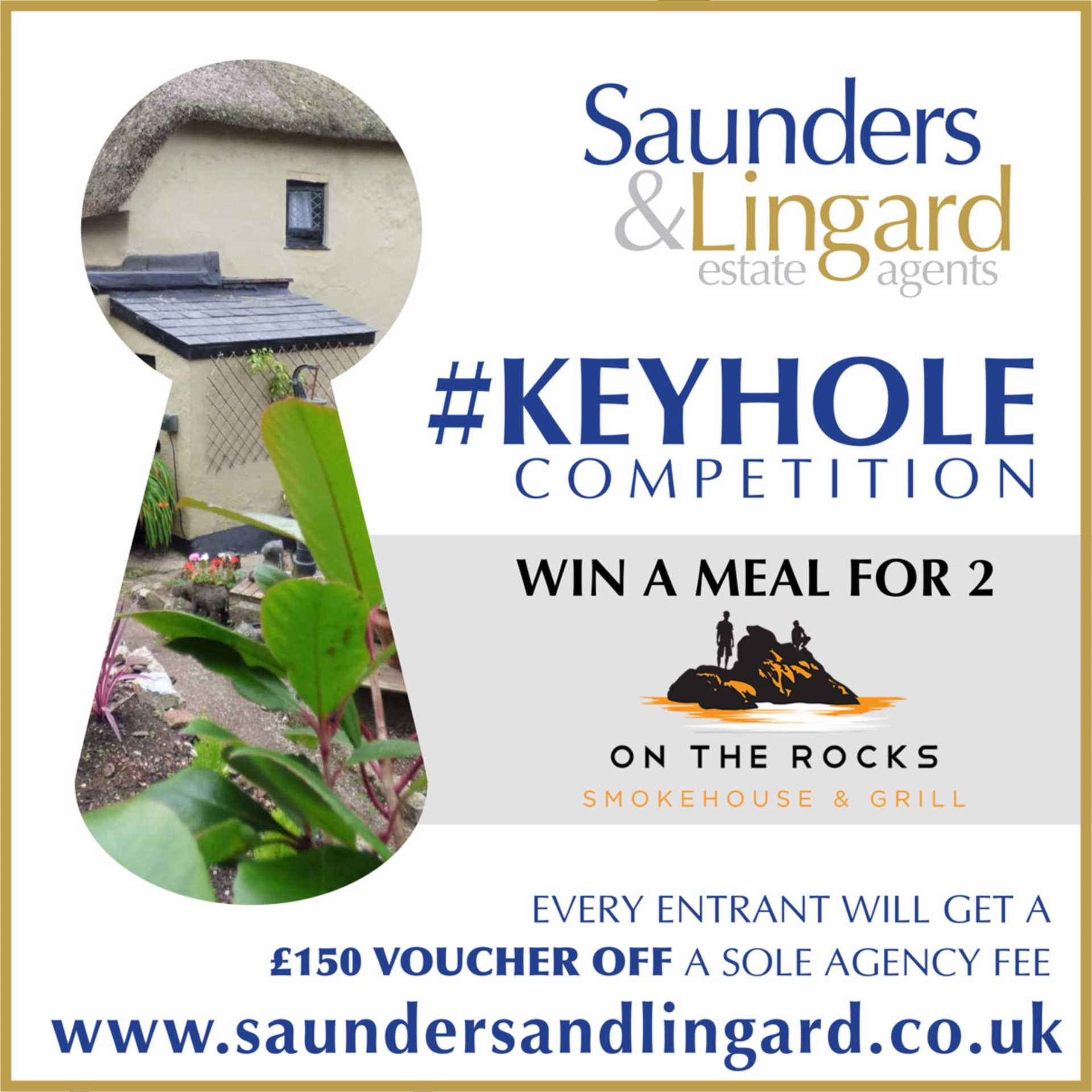 Get Sleuthing Folks...Here`s your second chance to win a meal at On The Rocks!