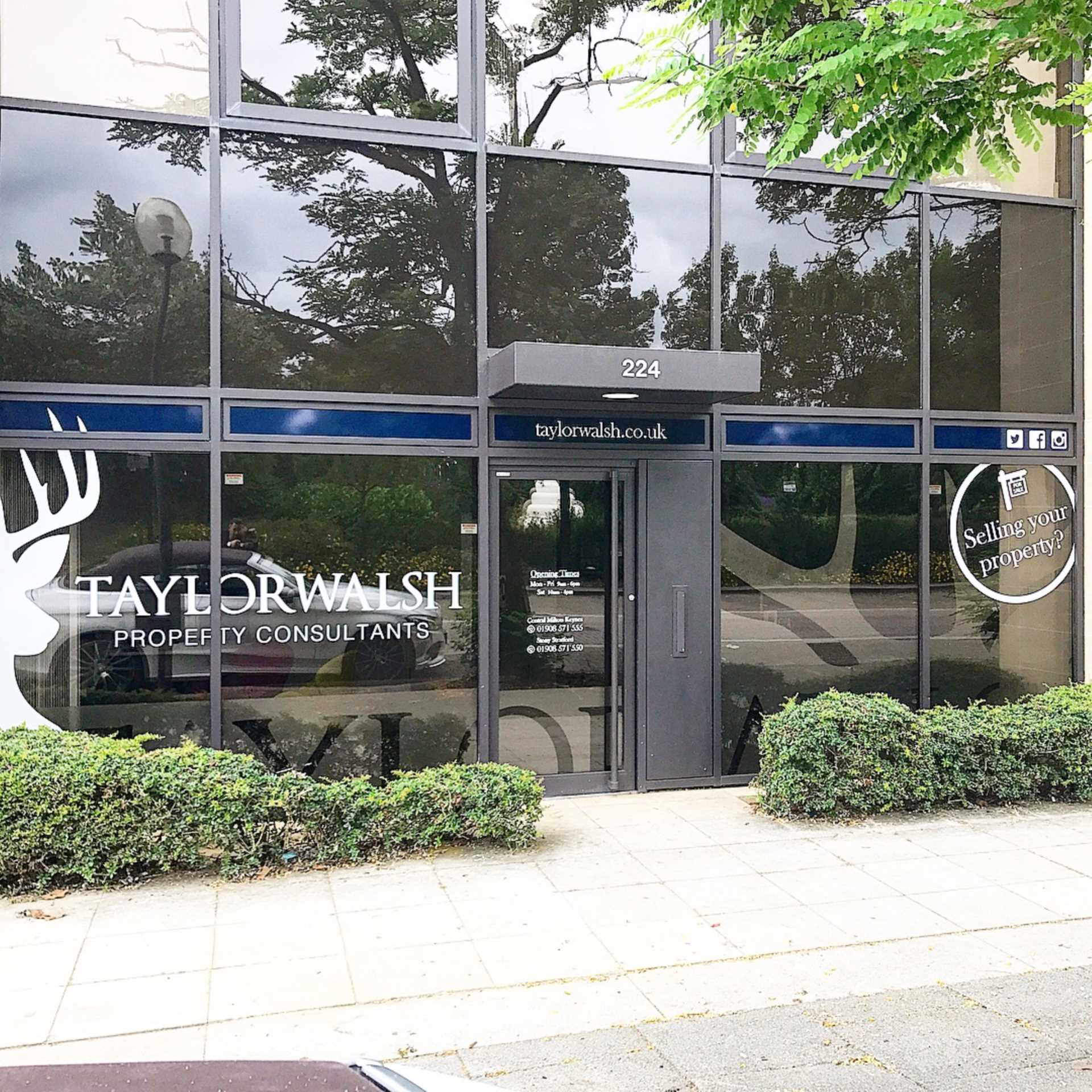 Our Central Milton Keynes office is OPEN