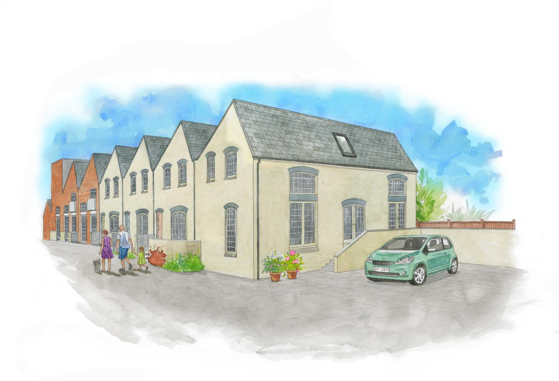 COMING SOON - OLD MUSTARD MEWS