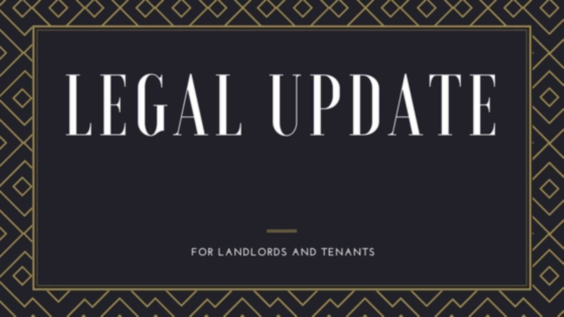 Important court ruling for landlords