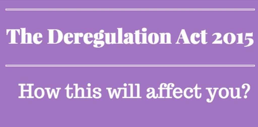 New Legislation Affecting Section 21s