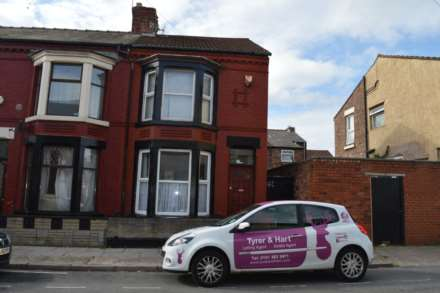3 Bedroom Terrace, Olney, Liverpool
