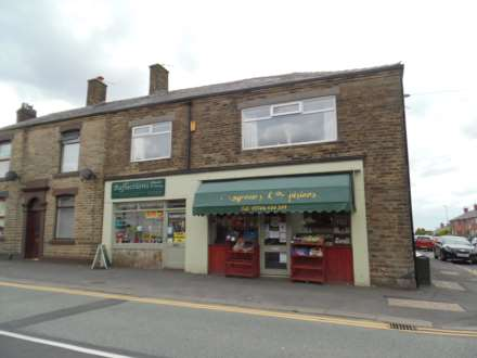 2 Bedroom Commercial Property, Wood Street, High Crompton, Shaw