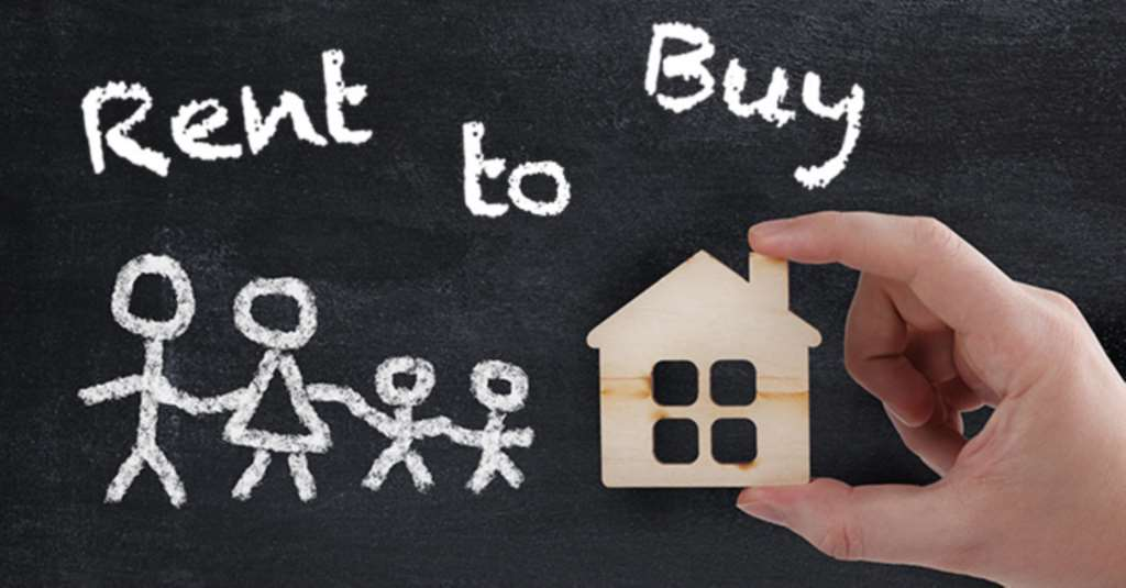 Ever Considered Rent To Buy?