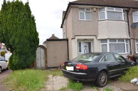4 Bedroom End Terrace, Dagenham, RM10