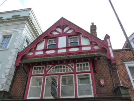 Commercial Property, High Street, Lewes