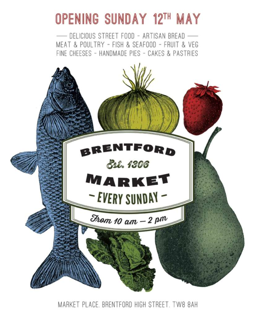 Brentford Sunday Market