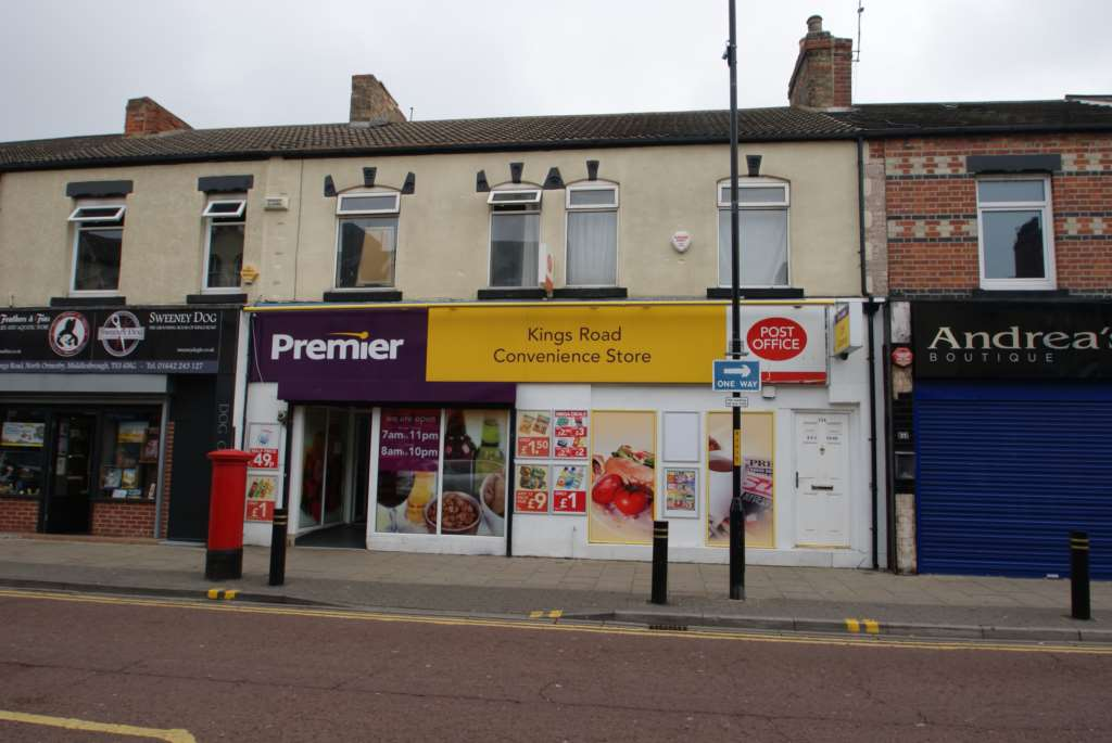 Main photo for 6 Bedroom Commercial Property, Kings Road, Middlesbrough