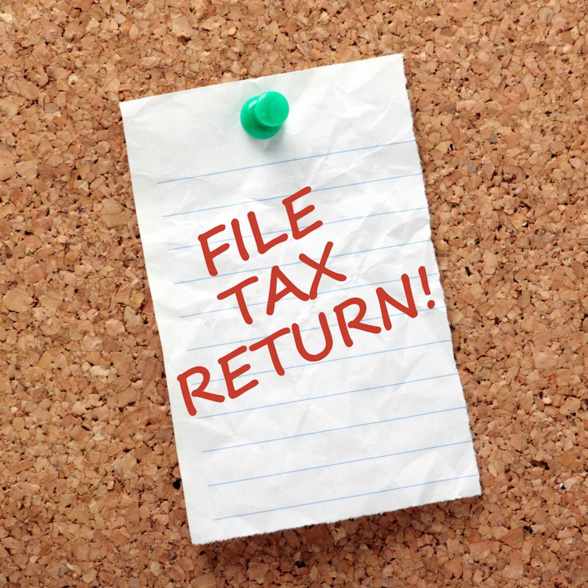 Tax Deadline Approaches