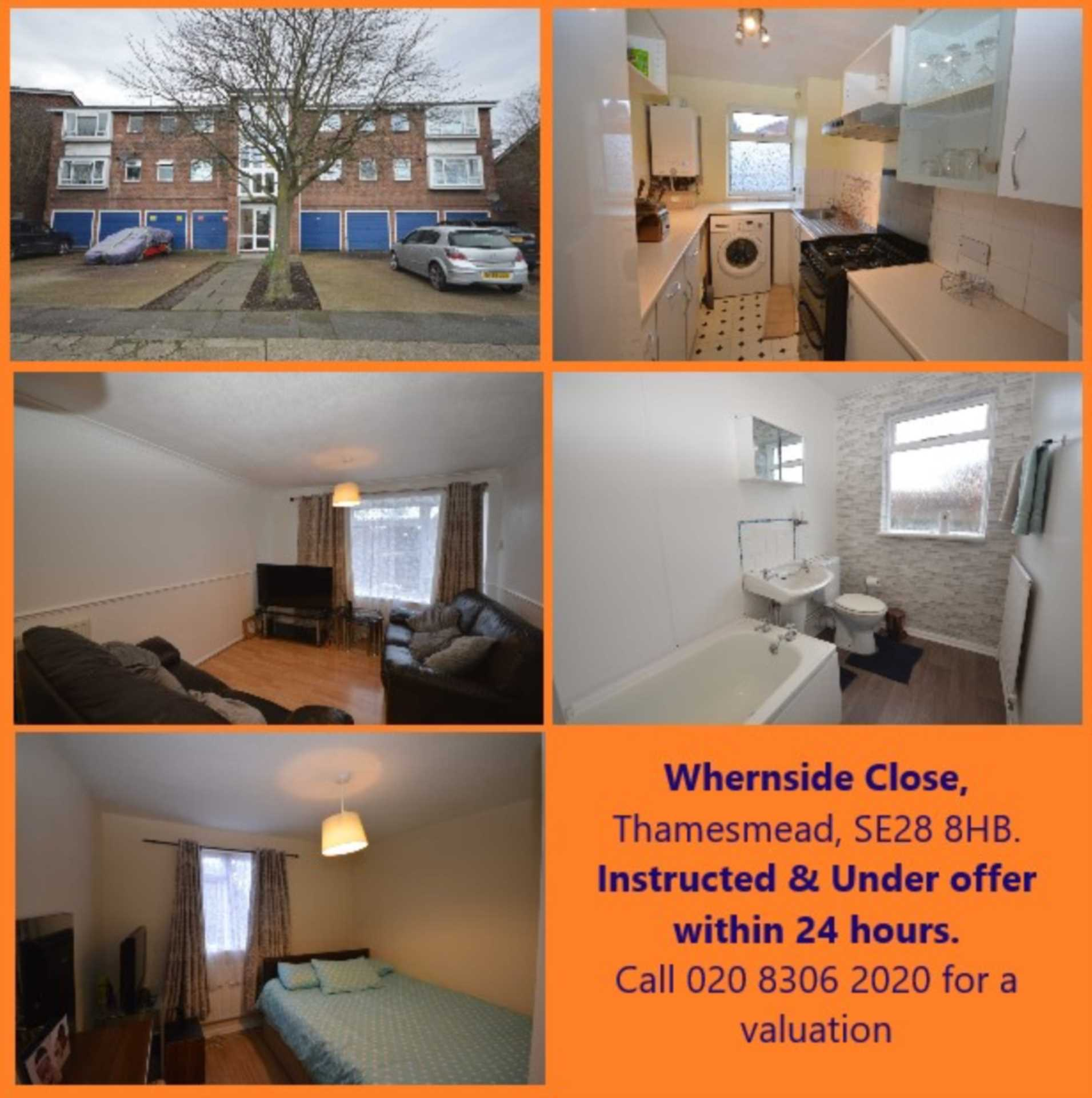 Under offer within 24 hours! Thamesmead SE28