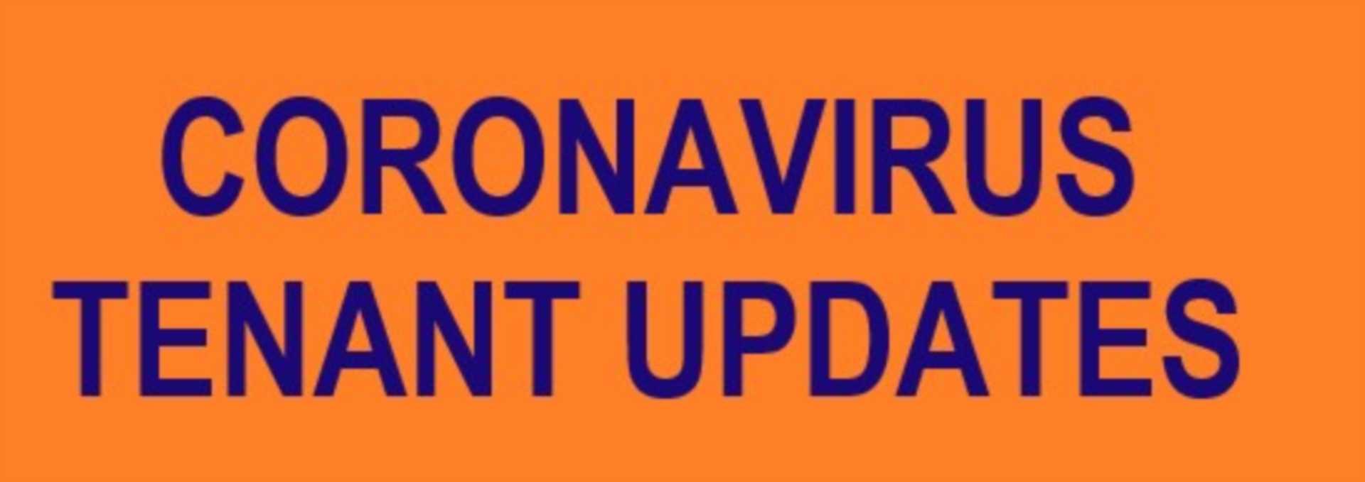 Tenants Updates