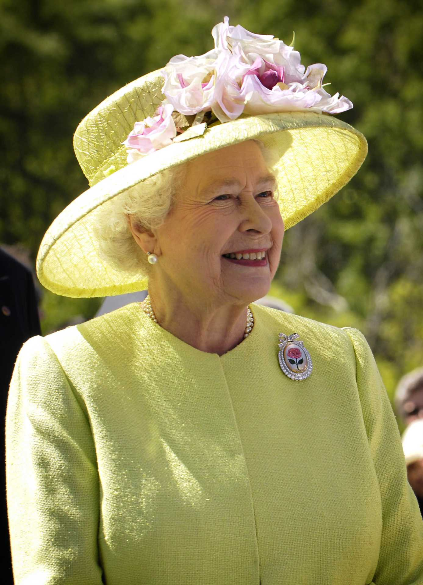 Happy Birthday Your Majesty.