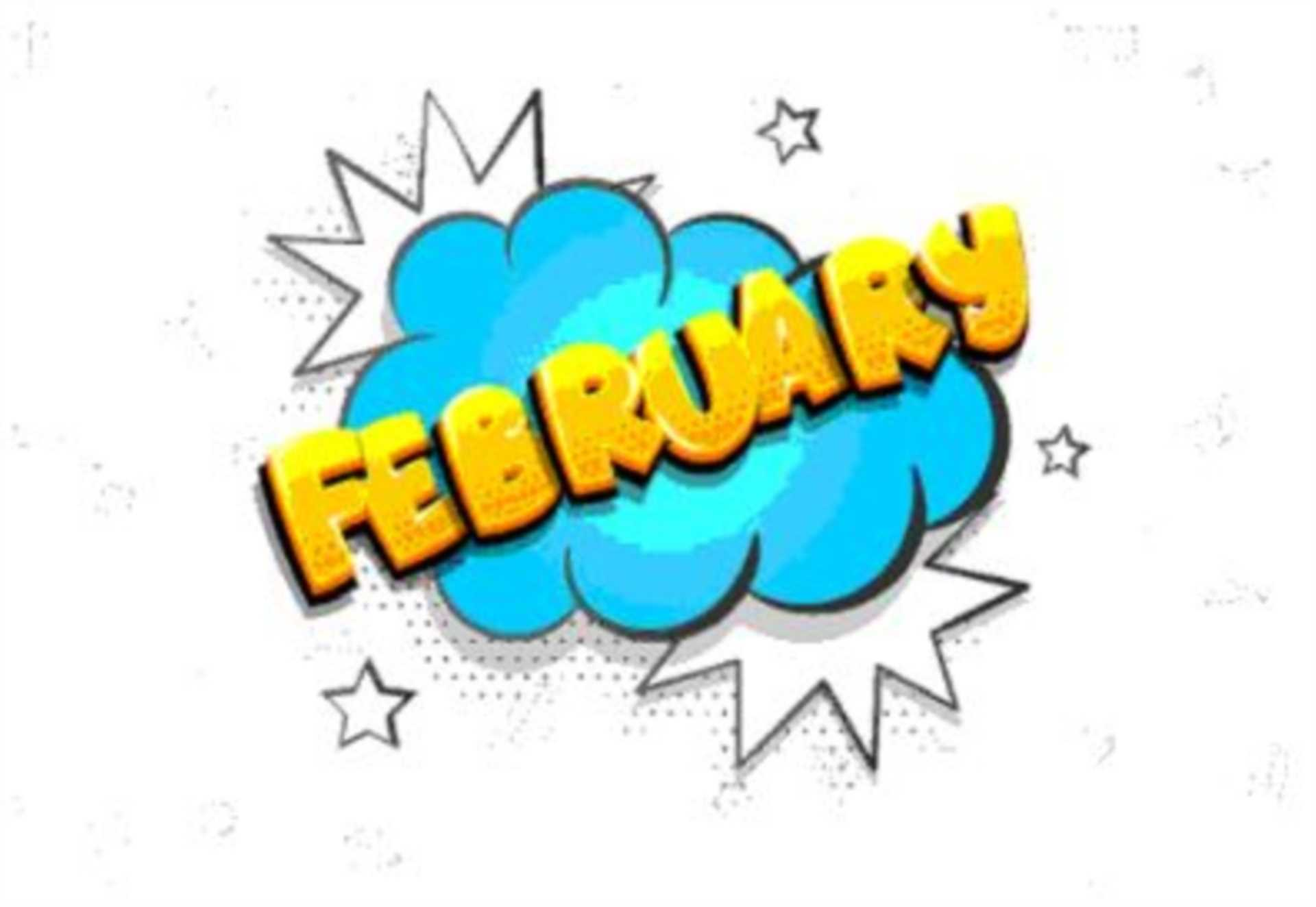 10 Interesting facts about the month of February.