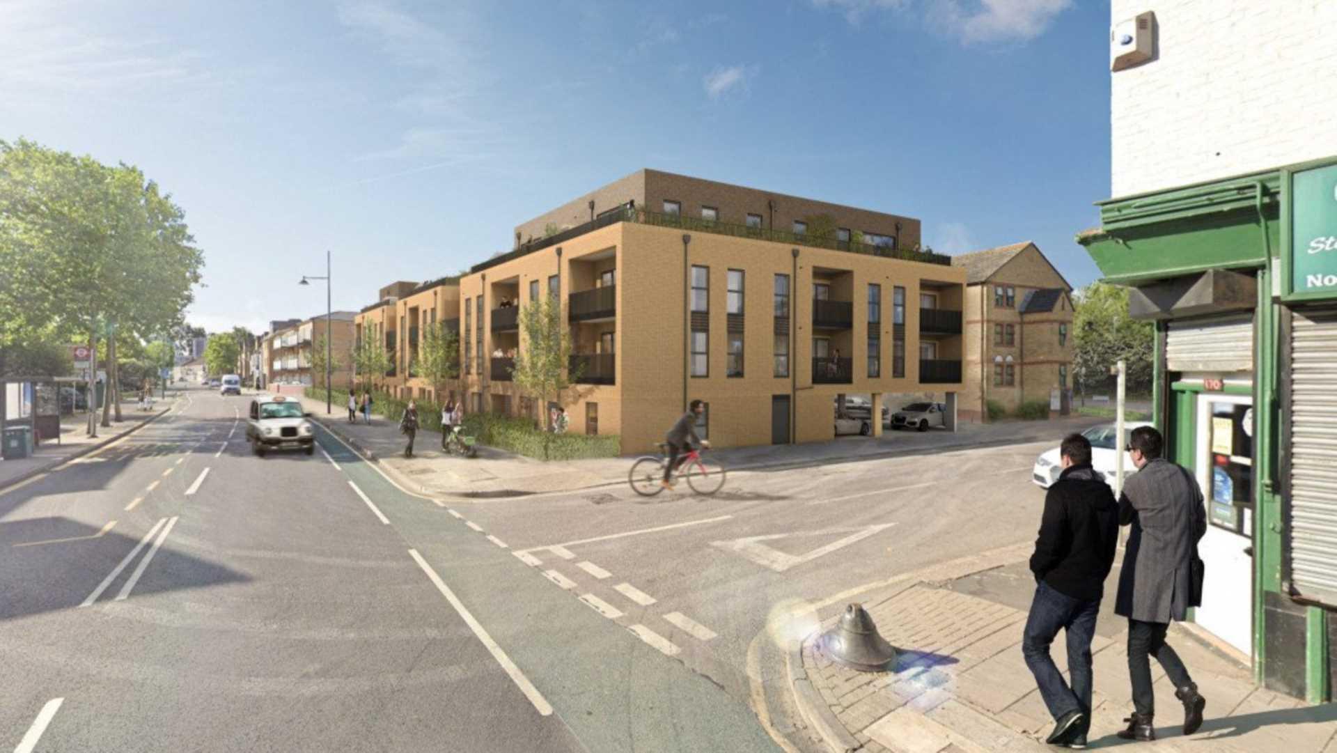 London Living Rent - Elliston House, West Street, Erith