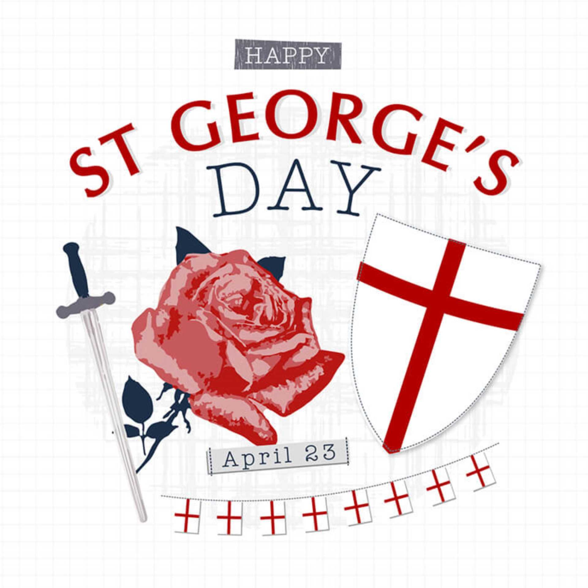 Happy St.Georges Day!