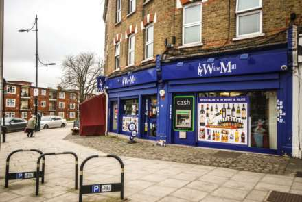 Commercial Property, High Road Woodford Green, London