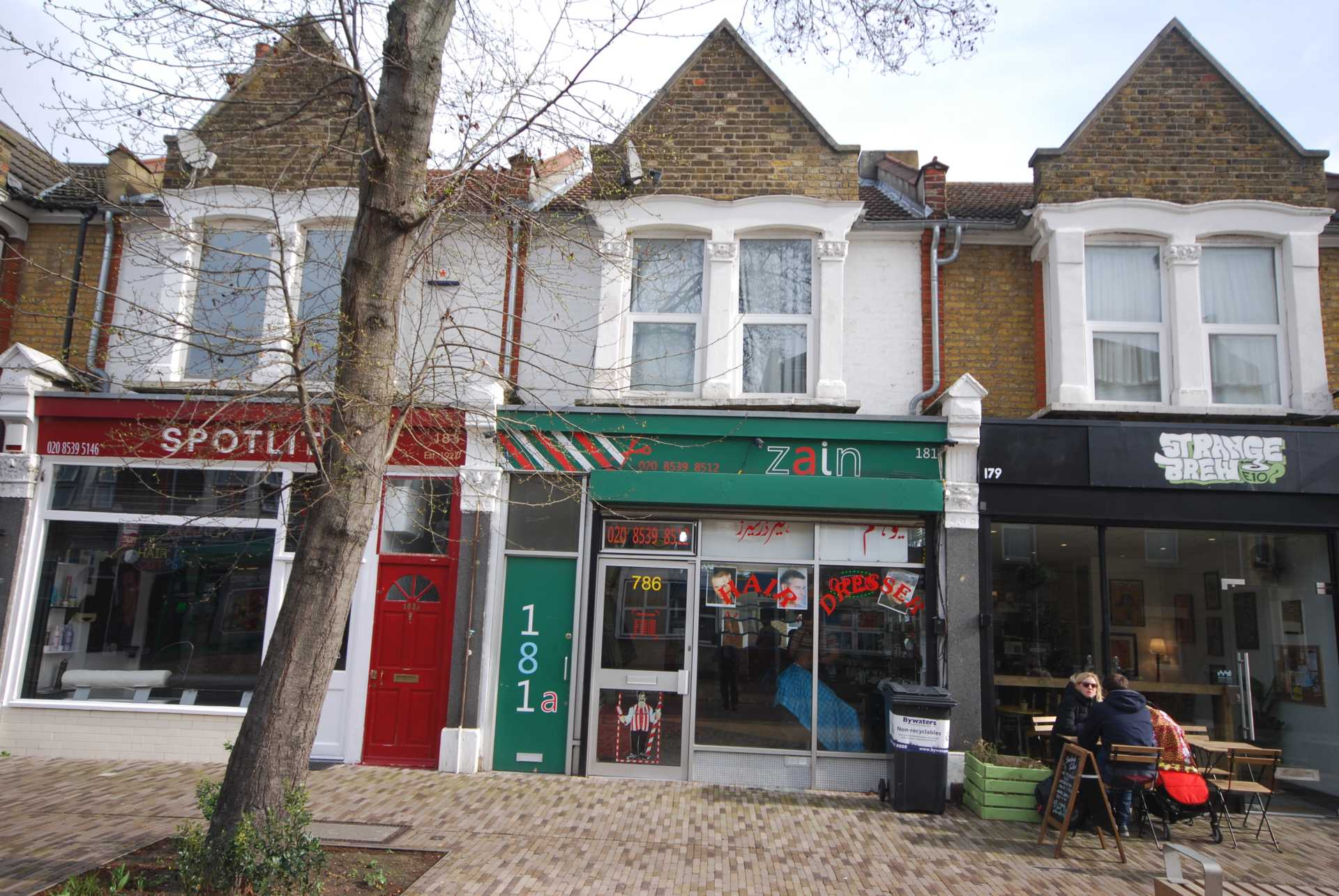 Francis Road, London, Image 1