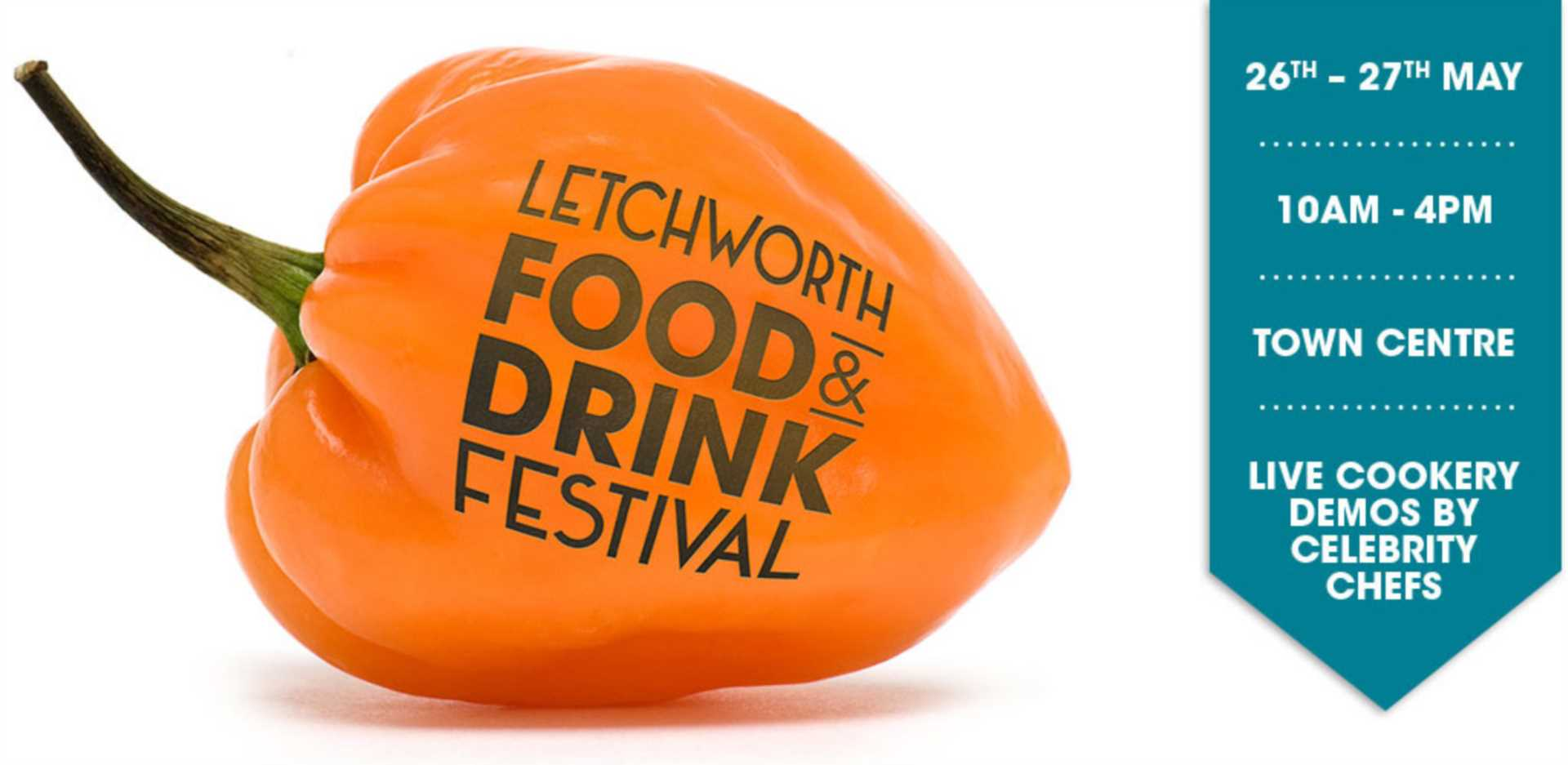 Letchworth food & drink festival, going to be awesome