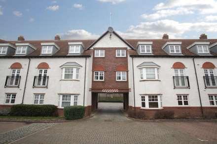 2 Bedroom Apartment, Ascot Drive, Letchworth Garden City, SG6 1FZ