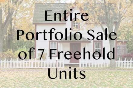 Sale of Entire Lettings Portfolio - 7 Freehold Units - Collection of Houses and House Conversions, Image 1