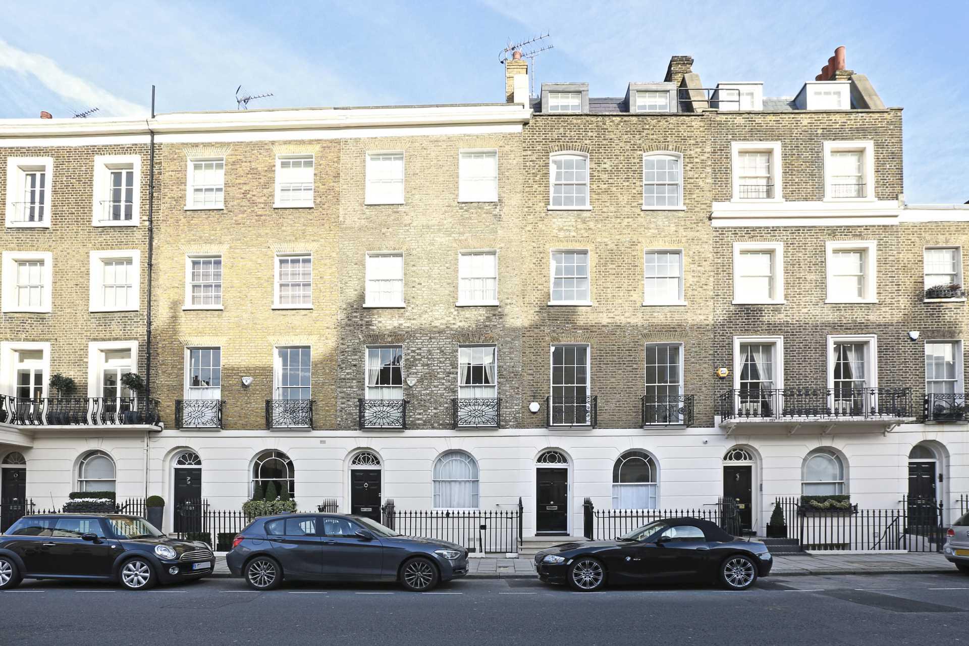 Eaton Terrace, London, Image 1