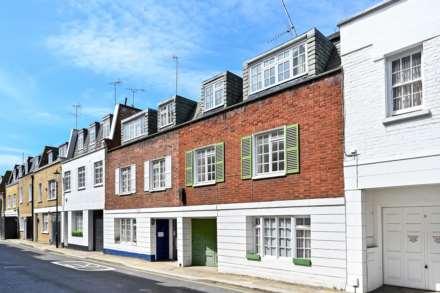 Cadogan Lane, London SW1X