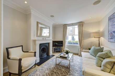 3 Bedroom House, Hasker Street, Chelsea